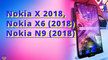 Nokia N9 (2018) buy smartphone, compare prices in stores