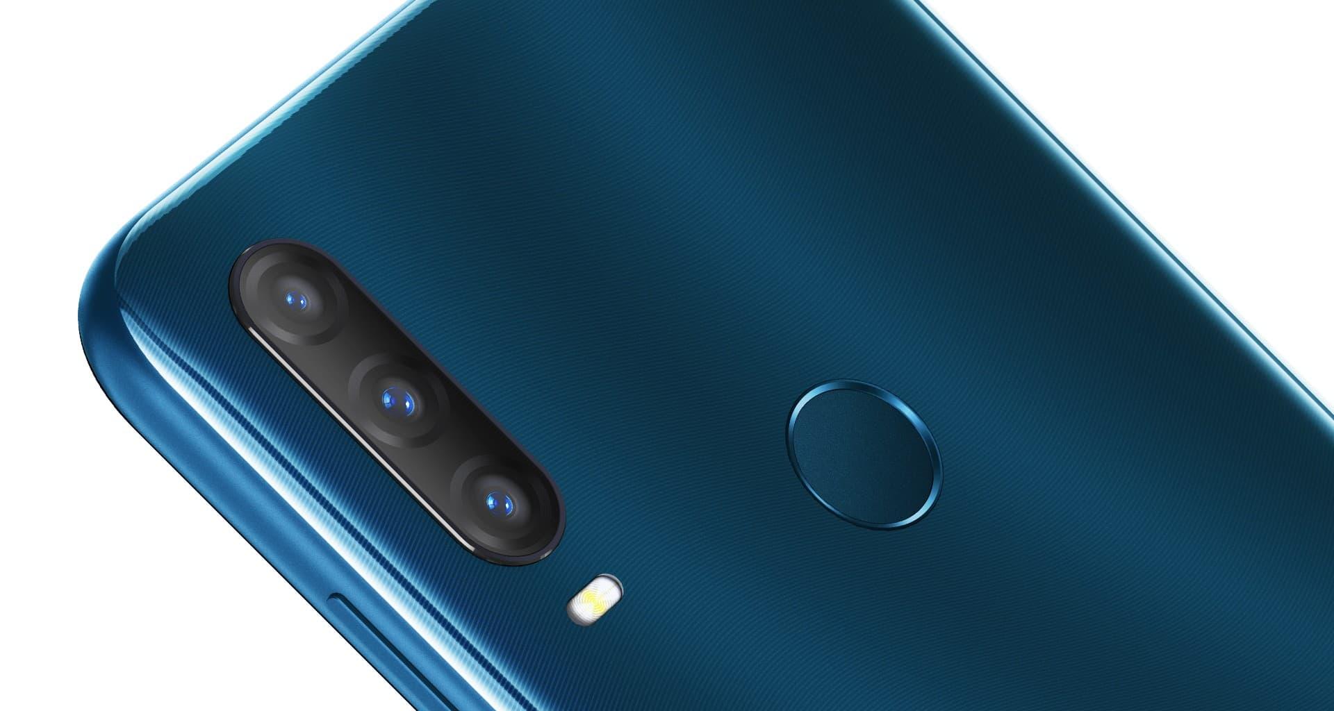 alcatel 3L (2020) buy smartphone, compare prices in stores. alcatel 3L  (2020) - opinions, photos, video review, description and characteristics |  Vedroid.com