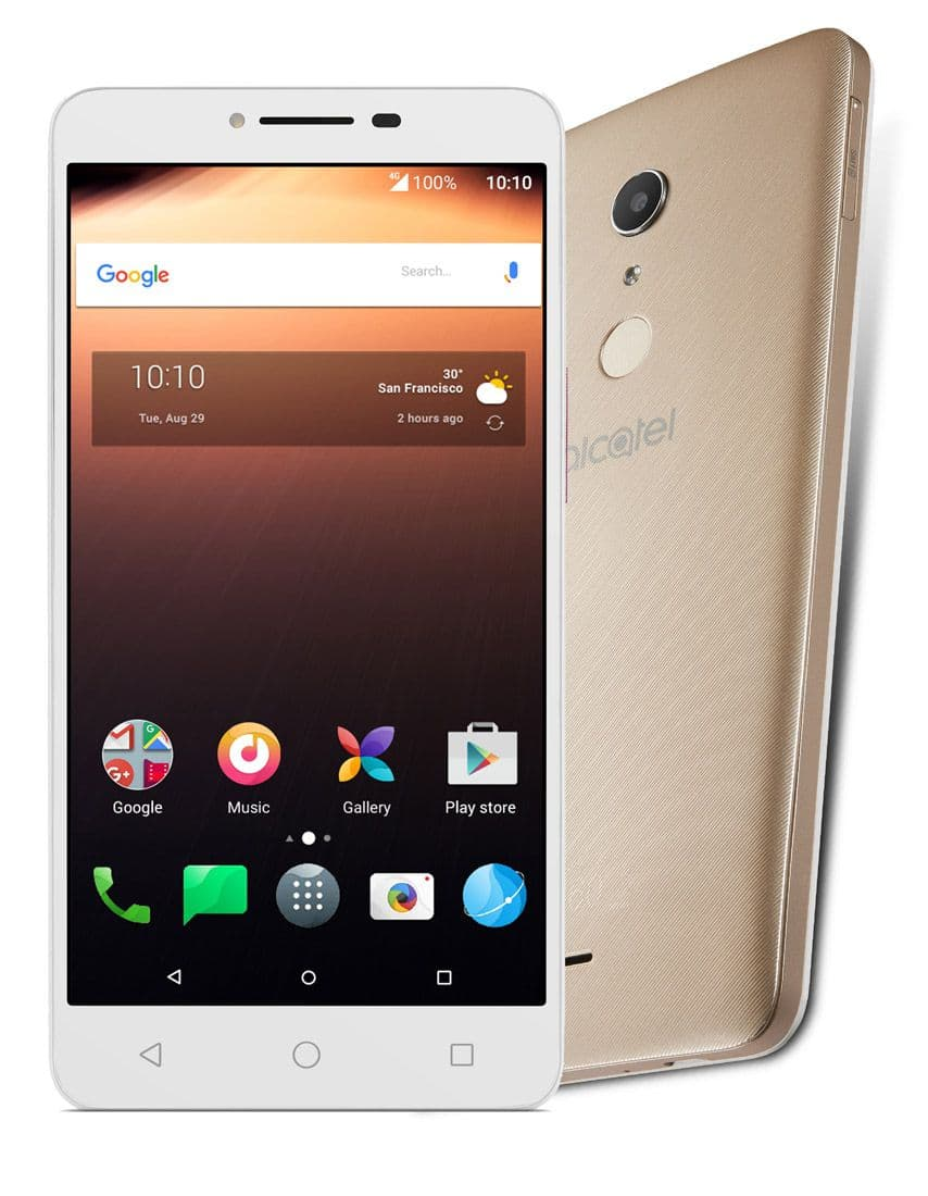 alcatel a3 xl buy smartphone compare prices in stores alcatel a3 xl opinions photos video. Black Bedroom Furniture Sets. Home Design Ideas