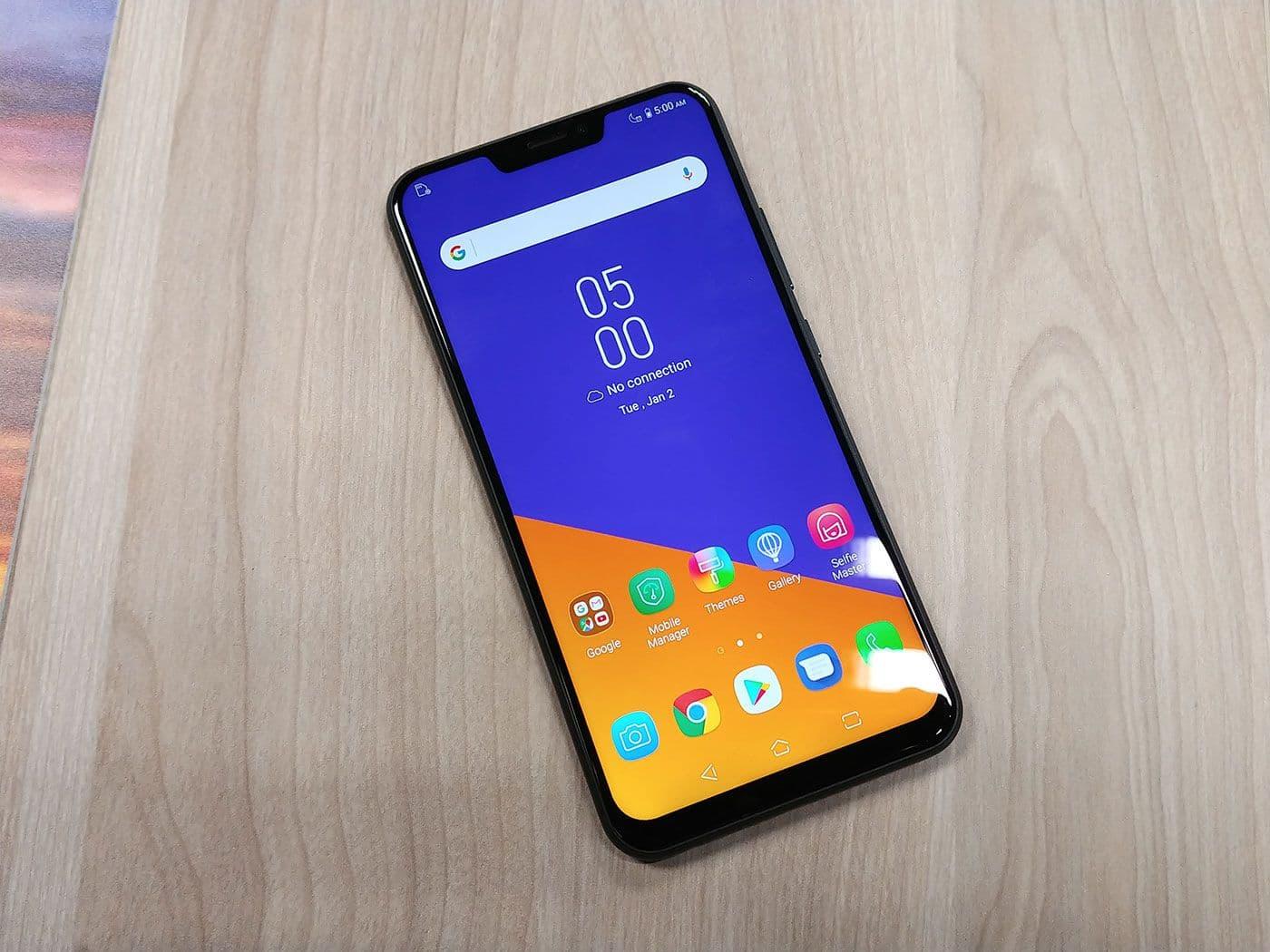 Asus Zenfone 5 (2018) ZE620KL buy smartphone, compare ...