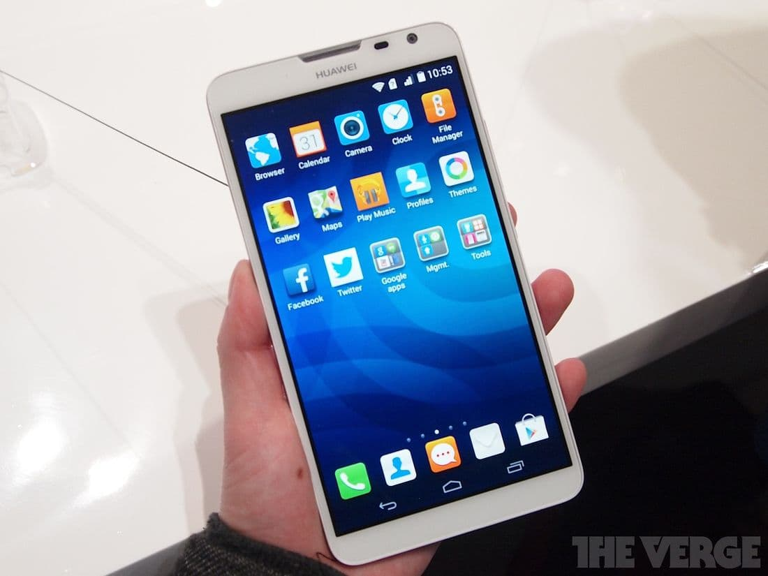 Huawei Ascend Mate 2 Price and Specifications, Release date