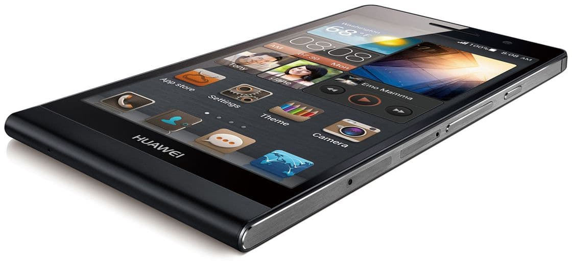 Huawei Ascend P7 Sapphire Edition buy smartphone, compare ...