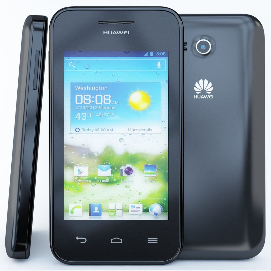 Huawei Ascend Y220 buy smartphone, compare prices in ...