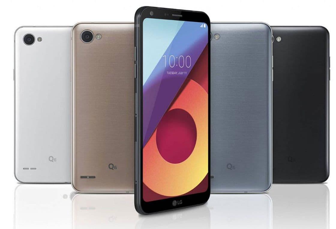 smartphone lg q