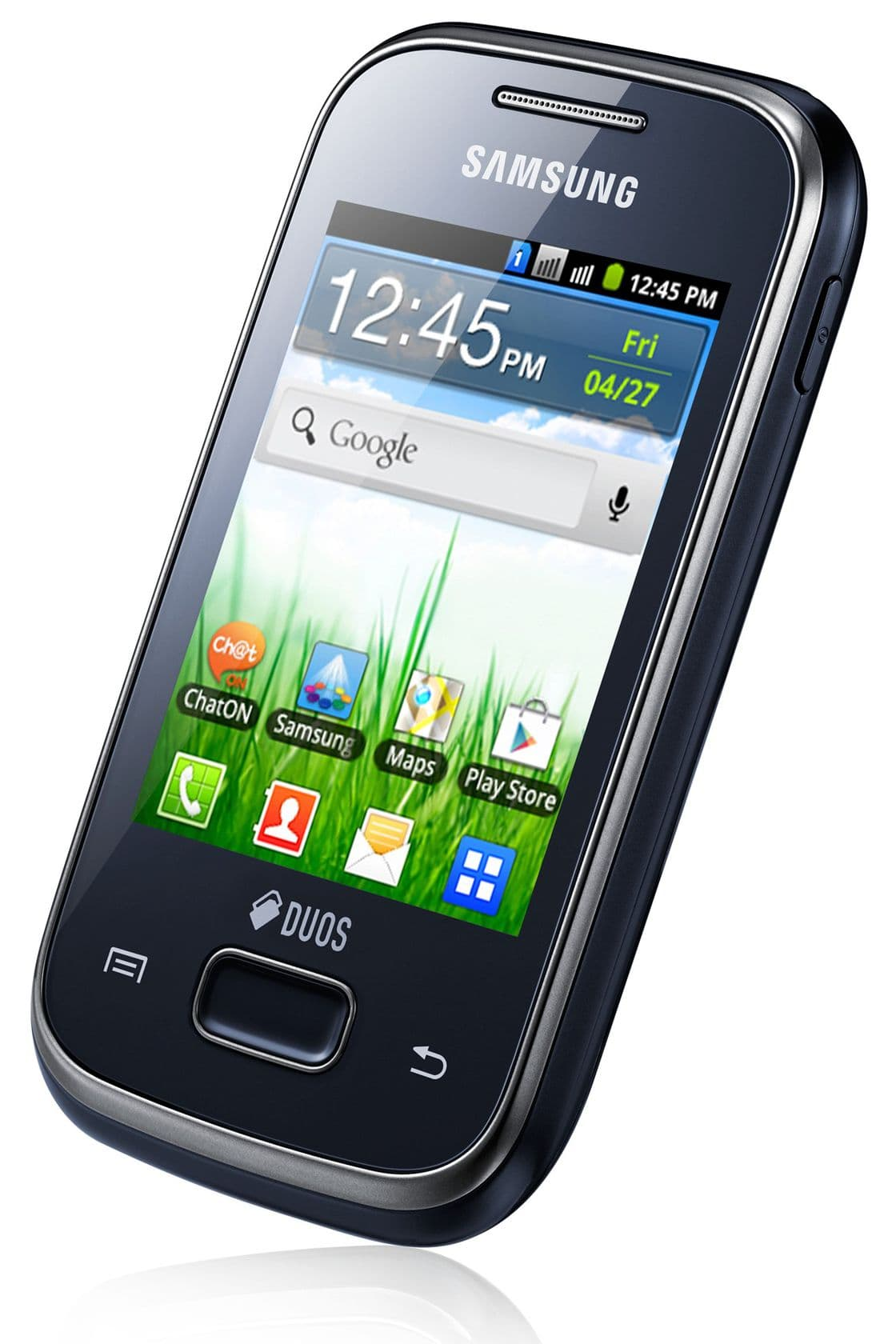 Samsung Galaxy Pocket Duos S5302 buy smartphone, compare ...