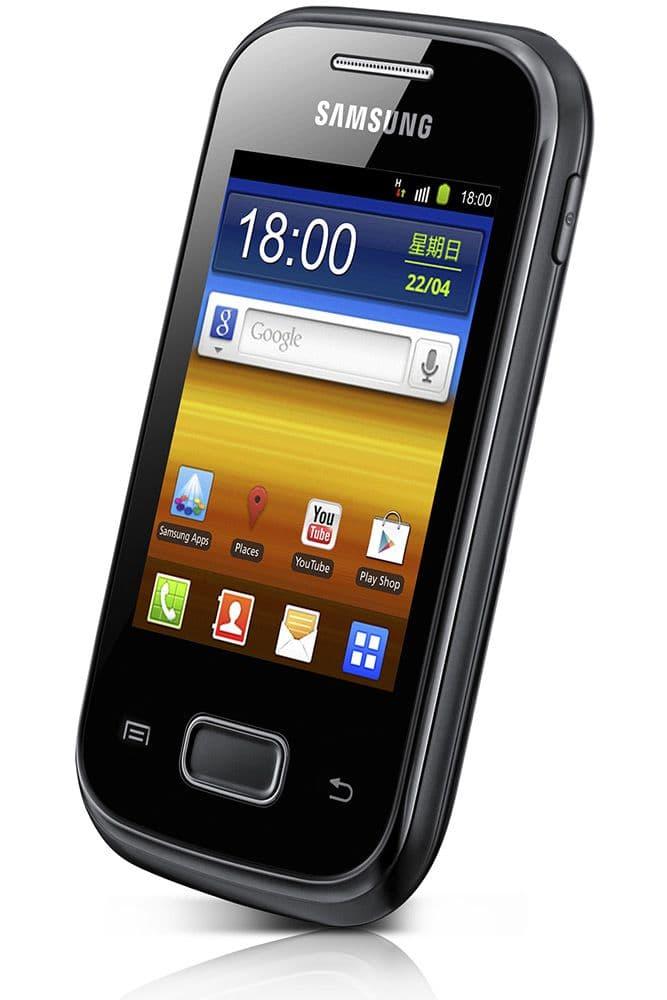 Фото Samsung S5300 Galaxy Pocket