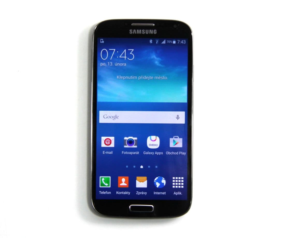 Samsung I9506 Galaxy S4 - Full phone specifications