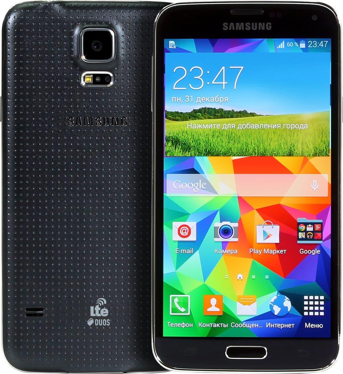 Samsung Galaxy S5 Duos SM G900FD Buy Smartphone Compare