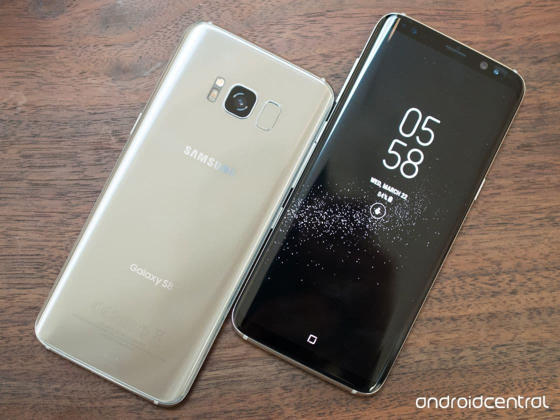 Samsung S8 Lasin Vaihto