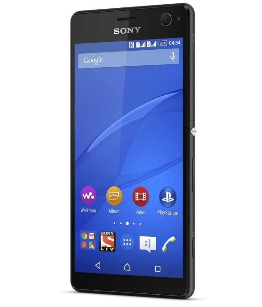 sony smartphones sales