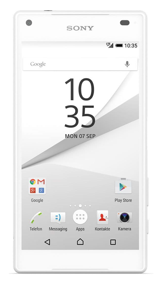 sony xperia z5 compact buy smartphone compare prices in. Black Bedroom Furniture Sets. Home Design Ideas