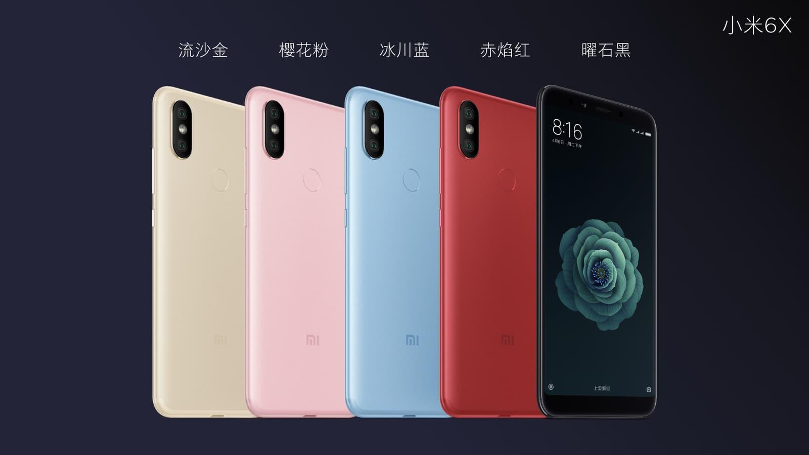 Xiaomi Mi A2 Buy Smartphone Compare Prices In Stores