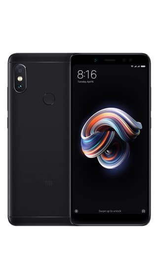 Xiaomi Redmi Note 5 AI Dual Camera buy smartphone, compare ...
