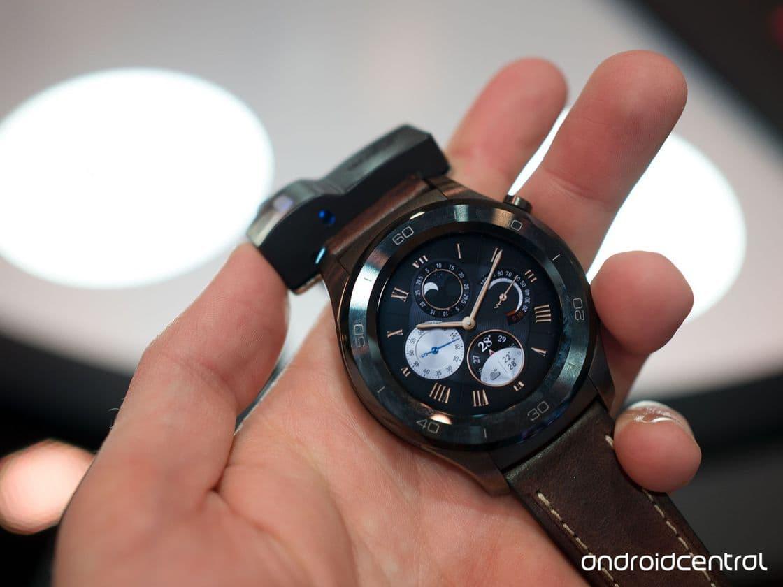 Huawei Watch 2 Classic Titanium Grey Buy Smartwatch