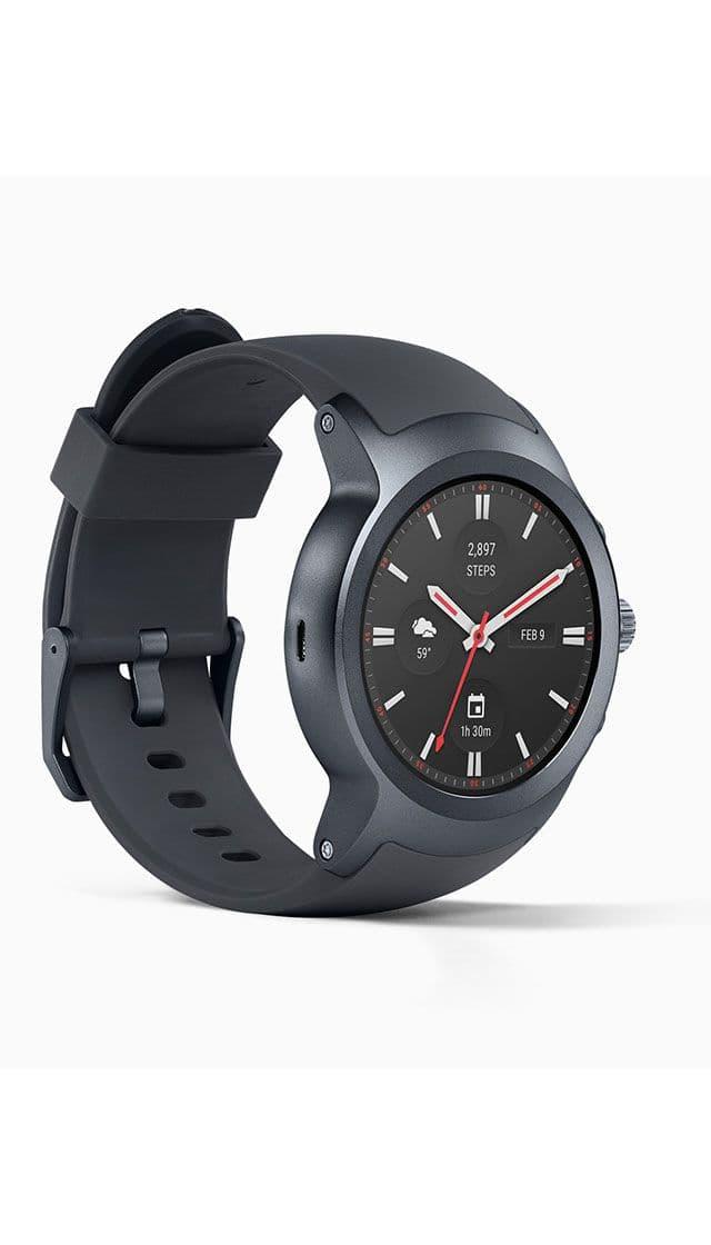 4d4a8a6bb0b9 LG Watch Sport W280 Titanium купить умные часы, сравнить цены в ...