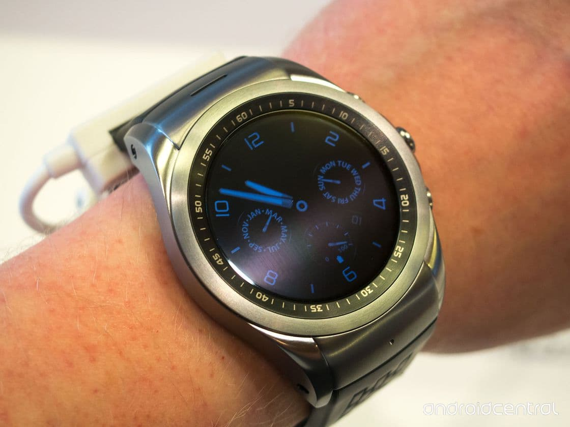 LG Watch Urbane LTE Silver buy smartwatch, compare prices ...