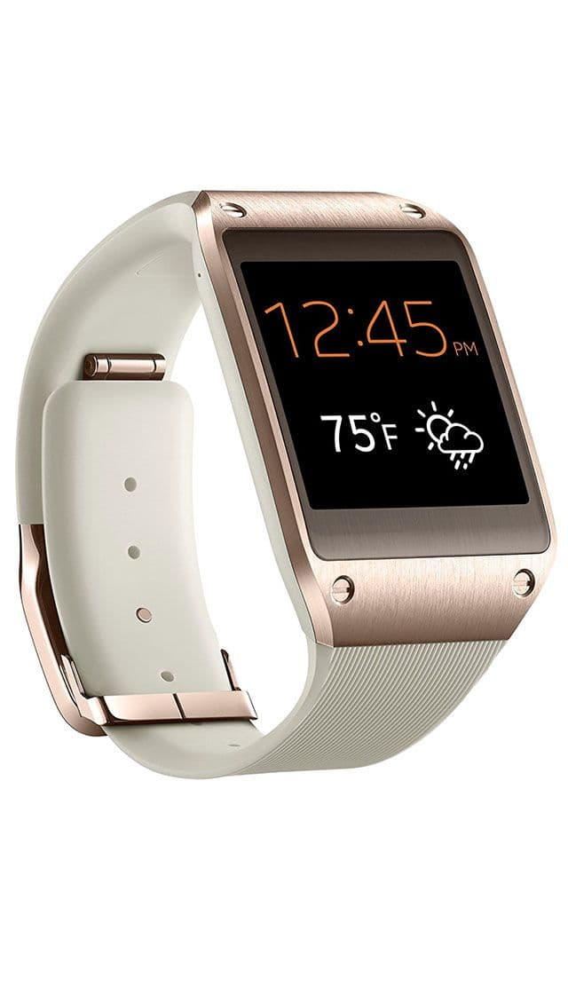 d019f3443 Samsung Galaxy Gear Rose Gold buy smartwatch, compare prices in ...