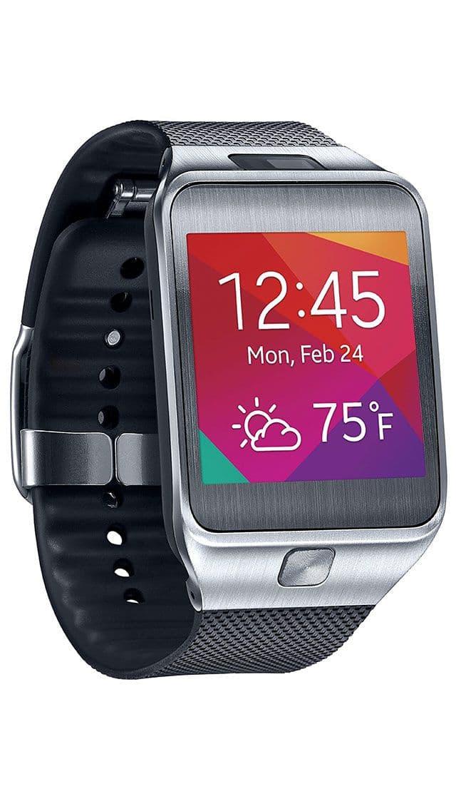 5e8c63409 Samsung Gear 2 Titan Silver buy smartwatch, compare prices in stores ...