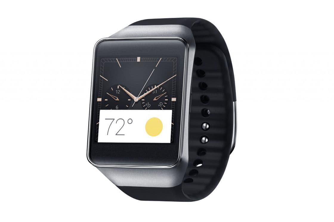 Samsung Gear Live Black buy smartwatch, compare prices in ...