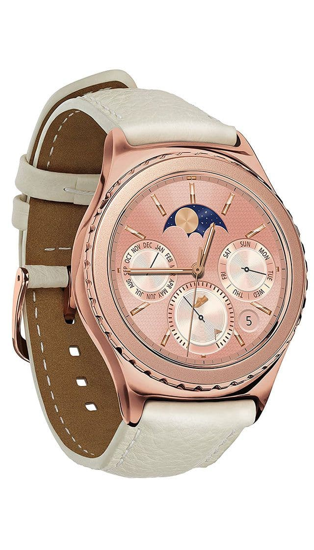 c6ffb6497 Samsung Gear S2 classic Rose Gold buy smartwatch, compare prices in ...