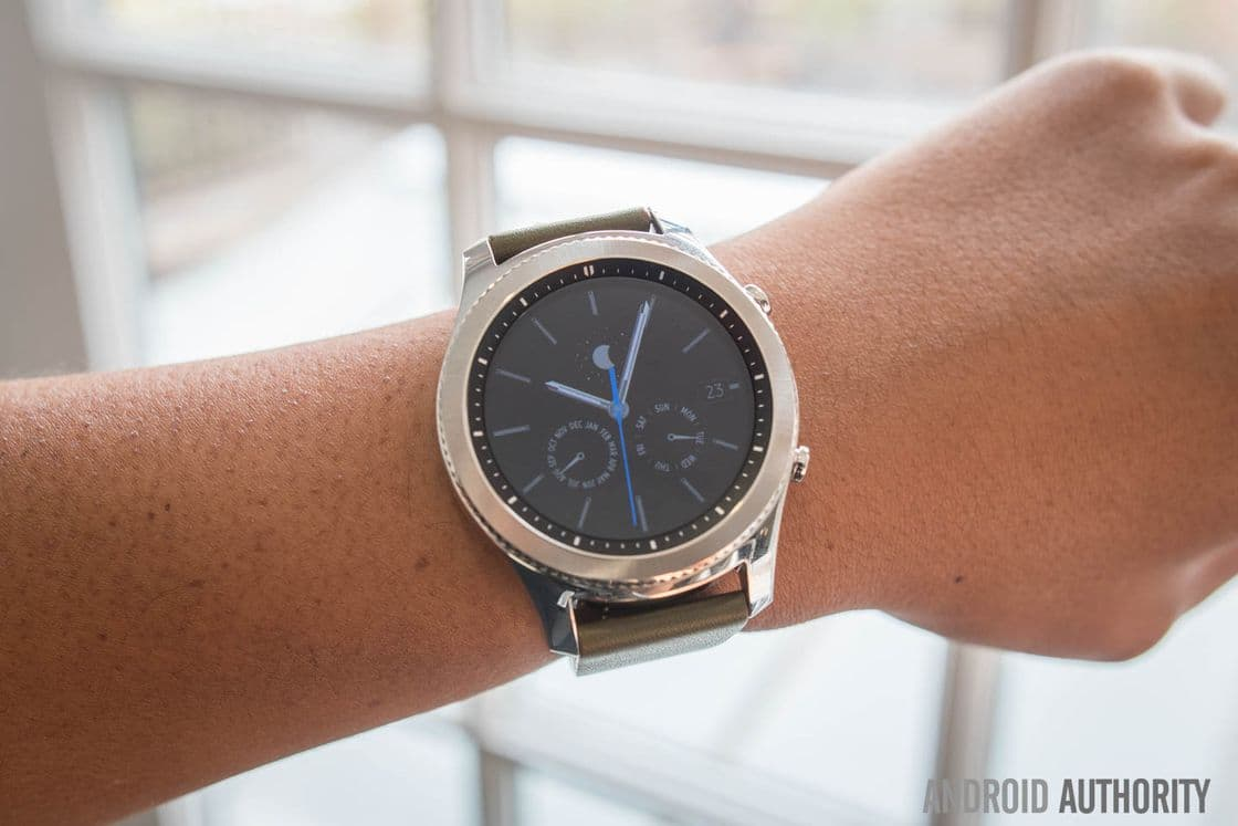 samsung gear s3 classic lte silver buy smartwatch  compare prices in stores  samsung gear s3