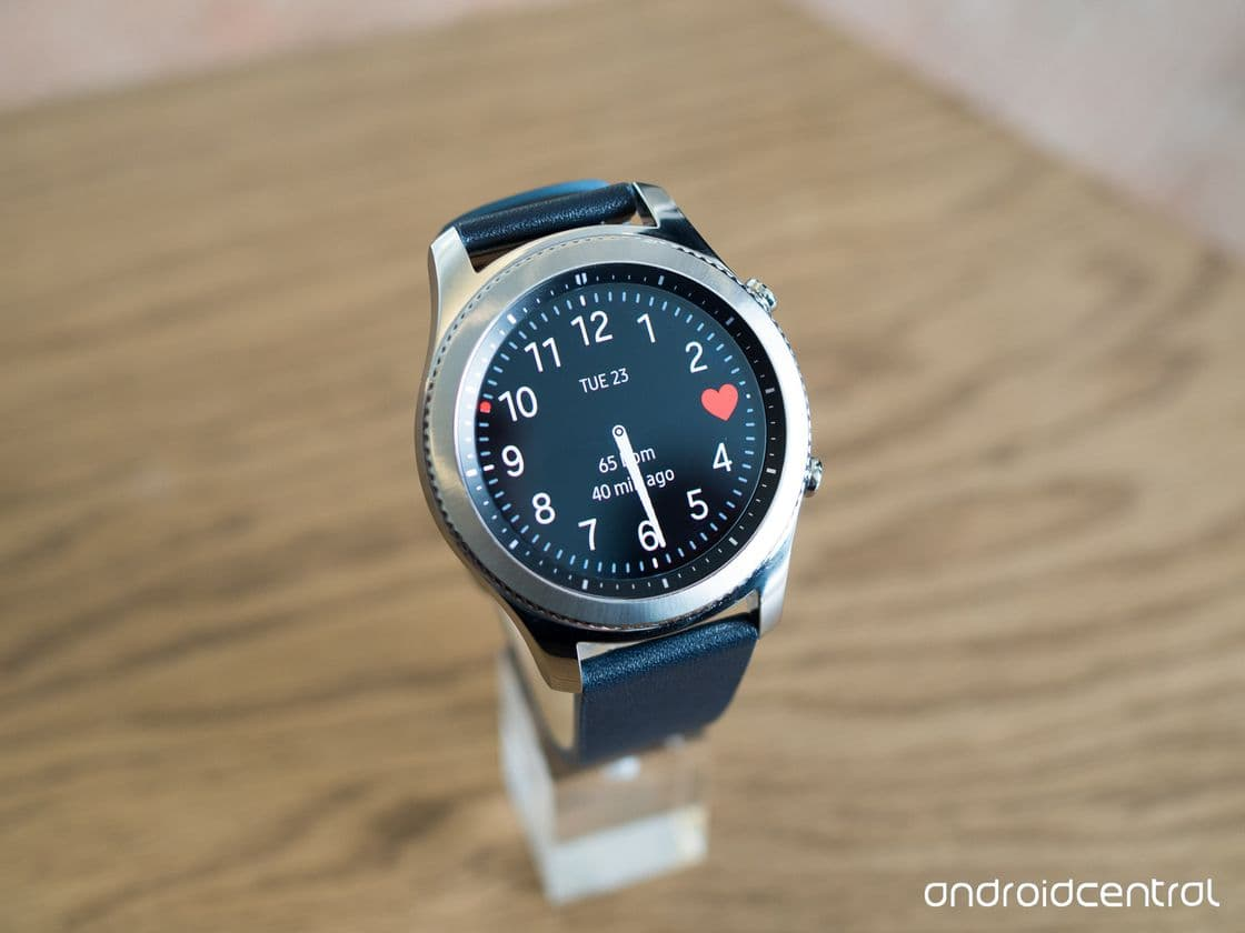 Samsung Gear S3 classic Silver buy smartwatch, compare ...