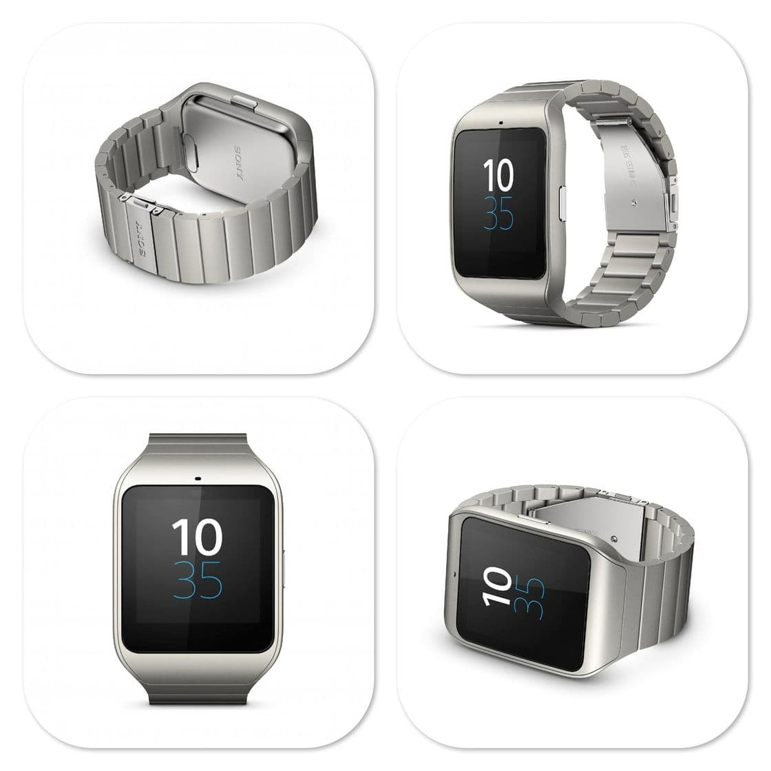 Sony SmartWatch 3 SWR50 Silver buy smartwatch, compare