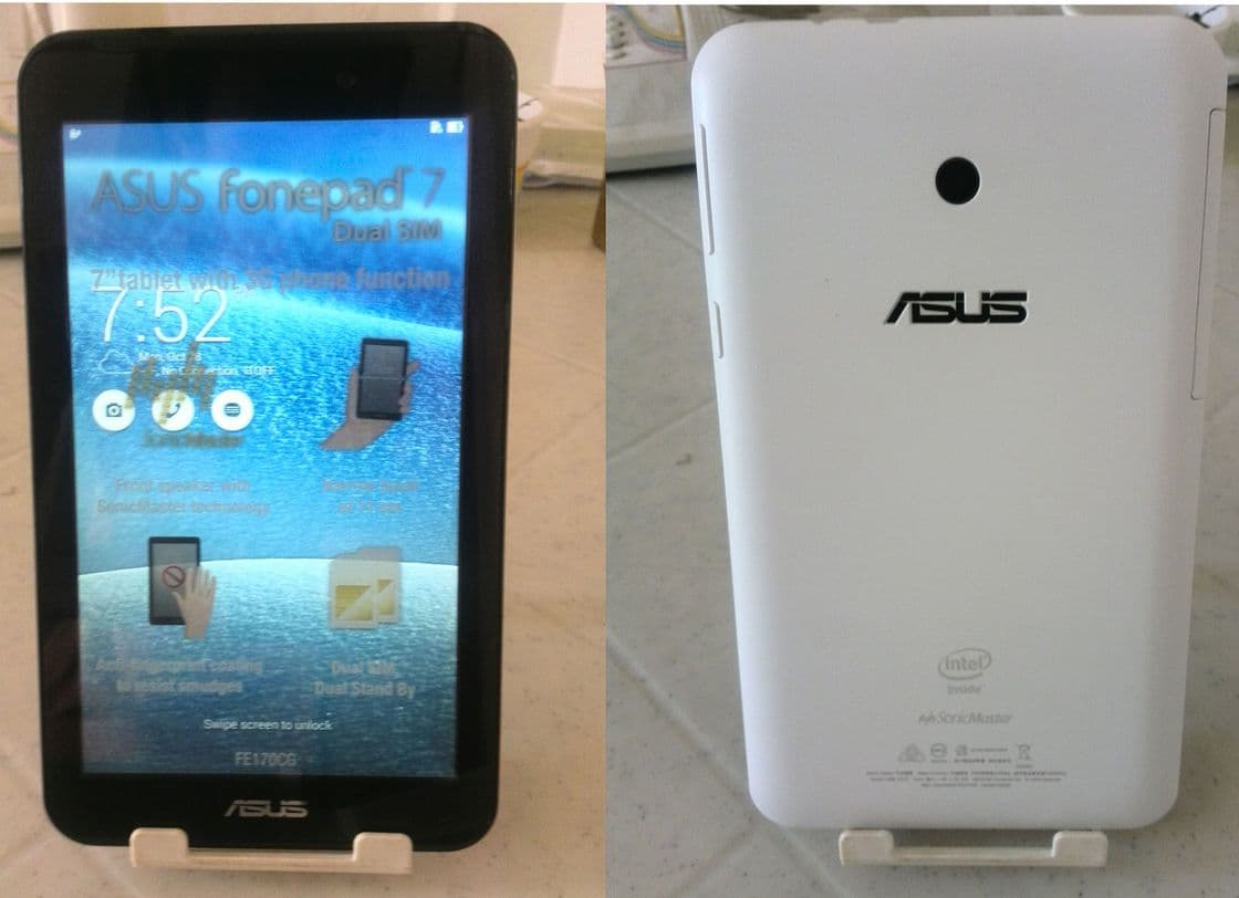 Asus Fonepad 7 (2014) buy tablet, compare prices in stores ...