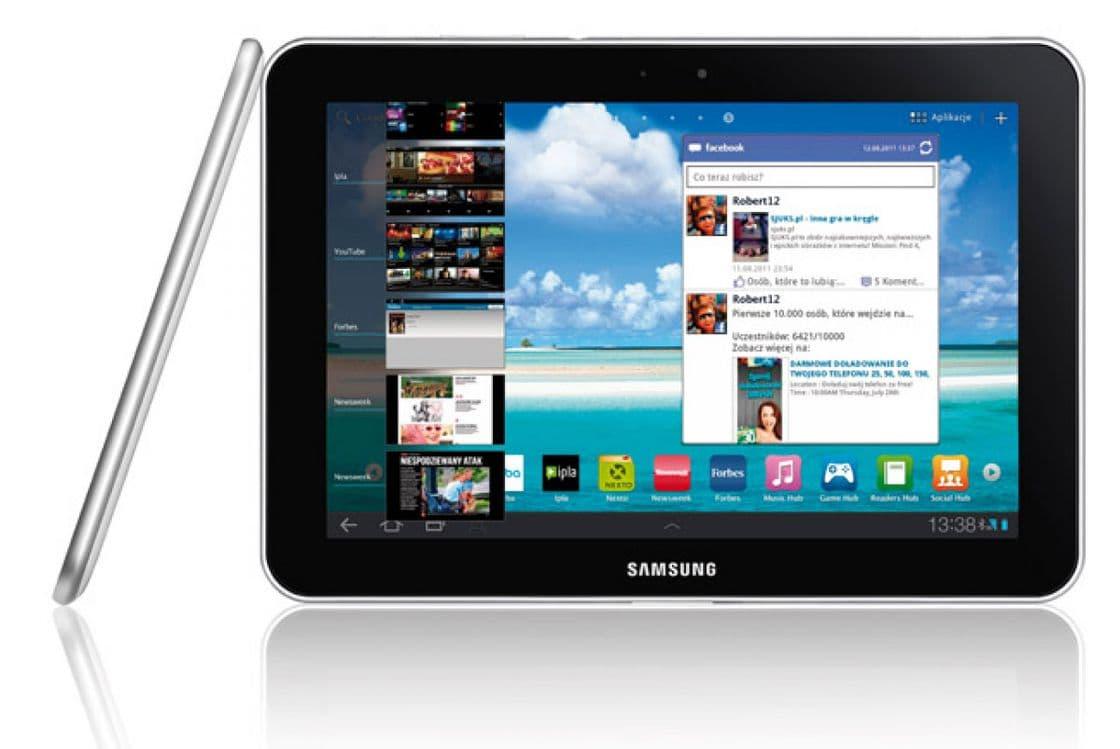 Samsung Galaxy Tab 10.1 3G P7500 buy tablet, compare