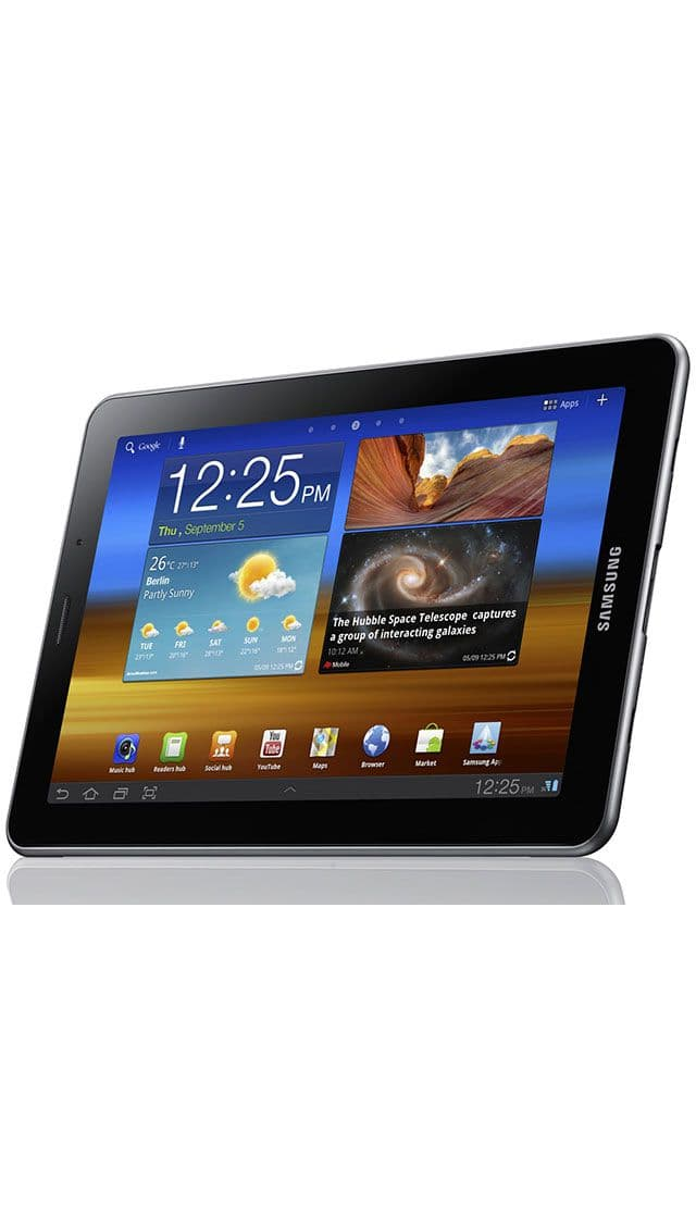 Samsung Galaxy Tab 10.1 P7510 buy tablet, compare prices ...