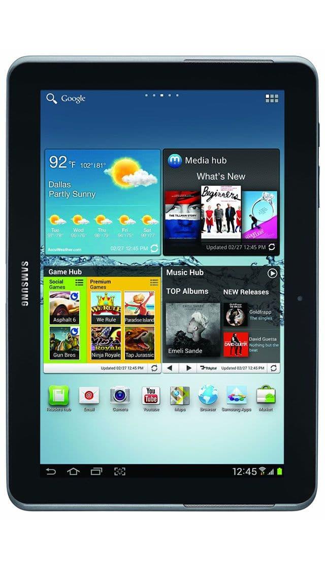Samsung Galaxy Tab 2 10 1 P5110