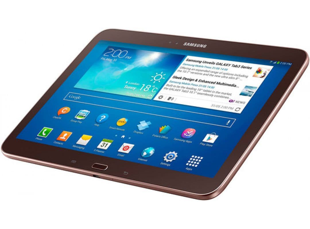 samsung galaxy tab 3 10 1 p5200 buy tablet compare prices. Black Bedroom Furniture Sets. Home Design Ideas