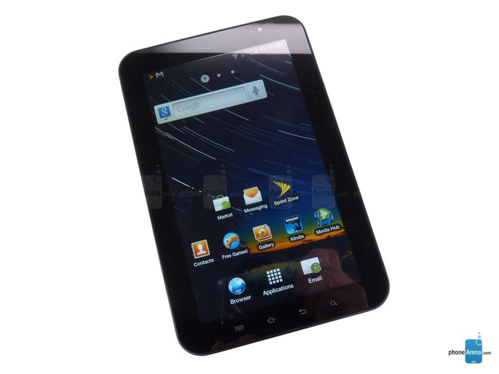 Samsung Galaxy Tab CDMA P100 Buy Tablet Compare Prices In